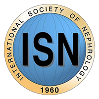 international society of nephrology ny health logo
